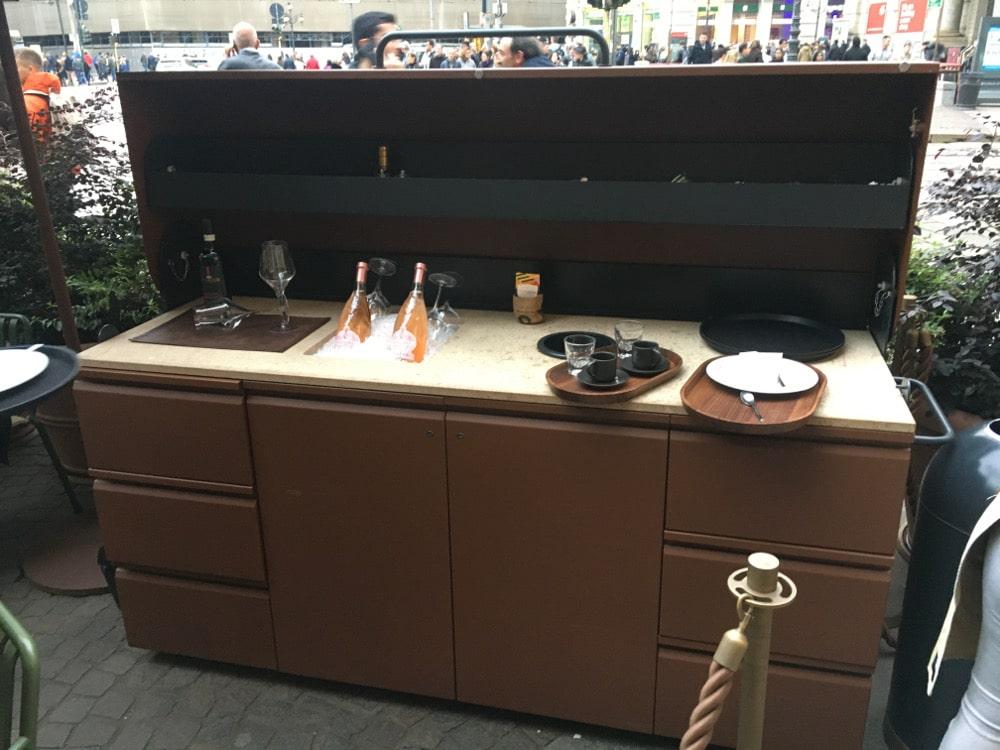 cucina mobile newbox